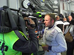 Interview direct after stint